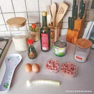 Ingredienti - Foto di Sossupermamma -