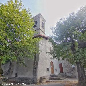 Chiesa di Santa Elisabetta in località Montepiatto - Foto di Sossupermamma -
