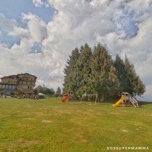 Area giochi sul Monte Poieto - Foto di Sossupermamma -
