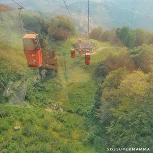 Cabinovia del Monte Poieto - Foto di Sossupermamma -