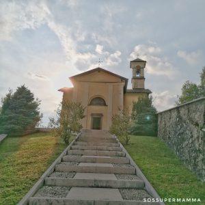 Chiesa di San Rocco ad Aviatico - Foto di Sossupermamma -
