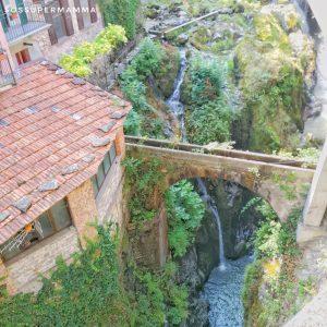 Orrido visto dall'alto - Foto di Sossupermamma -