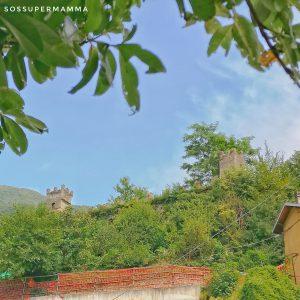 Resti del Casello di San Lorenzo - Foto di Sossupermamma -