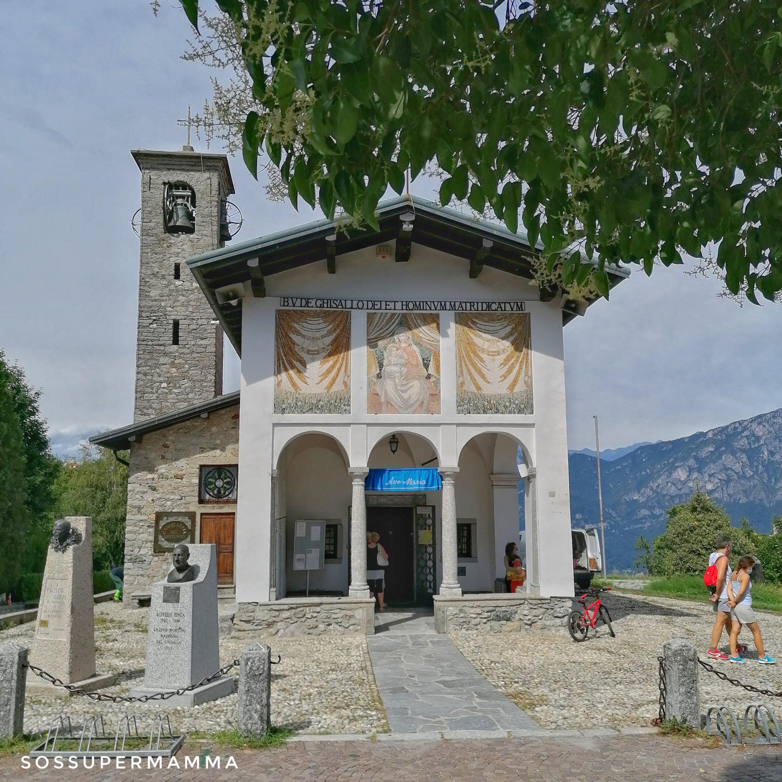 Santuario della Madonna del Ghisallo - Foto di Sossupermamma -
