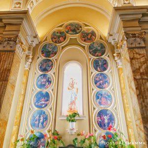 Interno della Basilica - Foto di Sossupermamma -
