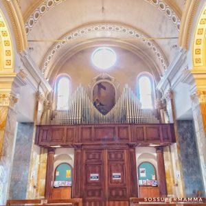 Organo della Basilica - Foto di Sossupermamma -