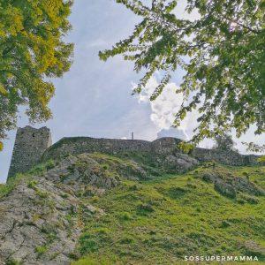 Mura del Castello - Foto di Sossupermamma -