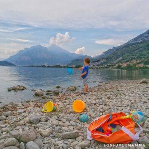 Lago di Vercurago - Foto di Sossupermamma -