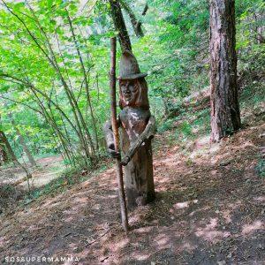 Un abitante del bosco 1 - Foto di Sossupermamma -