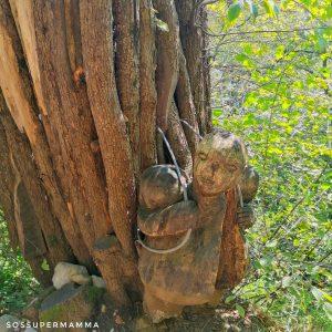 Un abitante del bosco 2 - Foto di Sossupermamma -