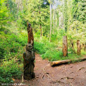 Abitanti del bosco - Foto di Sossupermamma -