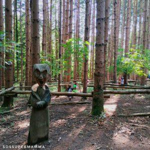 Il labirinto finale - Foto di Sossupermamma -