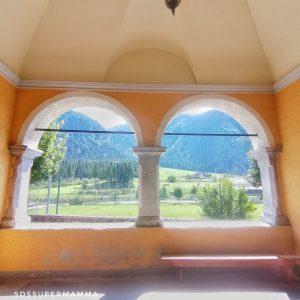 La vista dalla Chiesa - Foto di Sossupermamma -