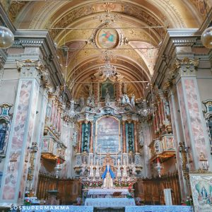 Altare della Chiesa - Foto di Sossupermamma -