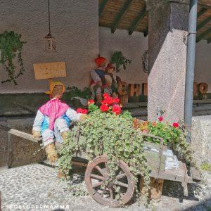 Un altro carretto con i fiori - Foto di Sossupermamma -