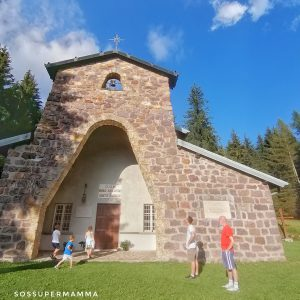 La Chiesa dei minatori - Foto di Sossupermamma -