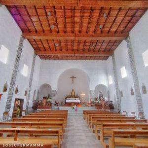 L'interno della Chiesa - Foto di Sossupermamma -