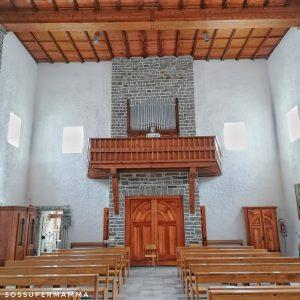 L'Organo della Chiesa - Foto di Sossupermamma -