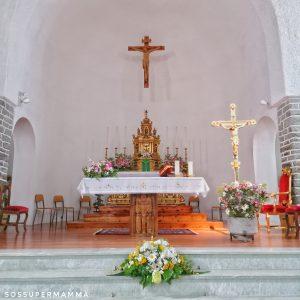 L'Altare della Chiesa - Foto di Sossupermamma -