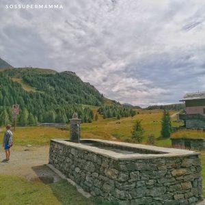 Fontana in Alpe Motta - Foto di Sossupermamma -