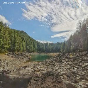 I sassi del Lago Azzurro - Foto di Sossupermamma -
