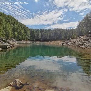 Lago Azzurro o Lago Motta - Foto di Sossupermamma -