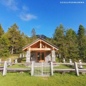 Chiesetta in Alpe Motta - Foto di Sossupermamma -