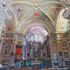 Interno della Chiesa - Foto di Sossupermamma -