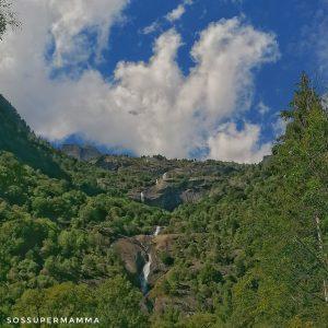 Cascate in Val di Mello - Foto di Sossupermamma -
