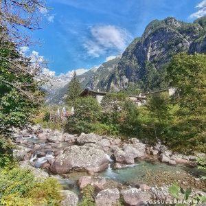 Riserva naturale della Val di Mello - Foto di Sossupermamma -