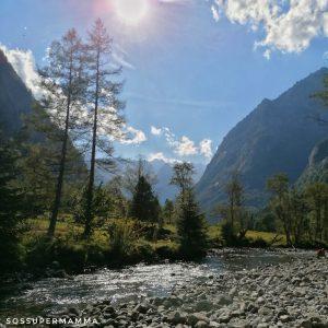 La natura della Val di Mello - Foto di Sossupermamma -