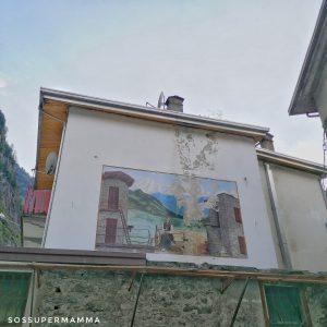 Dettagli nel paese di San Martino - Foto di Sossupermamma -