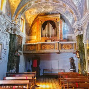 L'organo della Chiesa