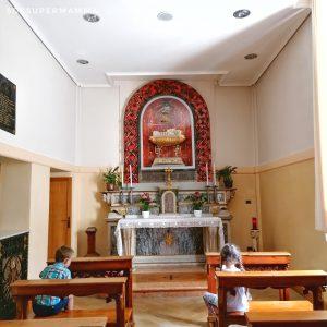 La cappella di Maria bambina