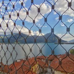 La vista dalla cima della Torre