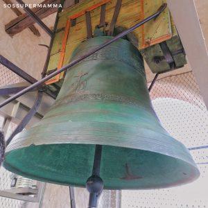 Una delle campane