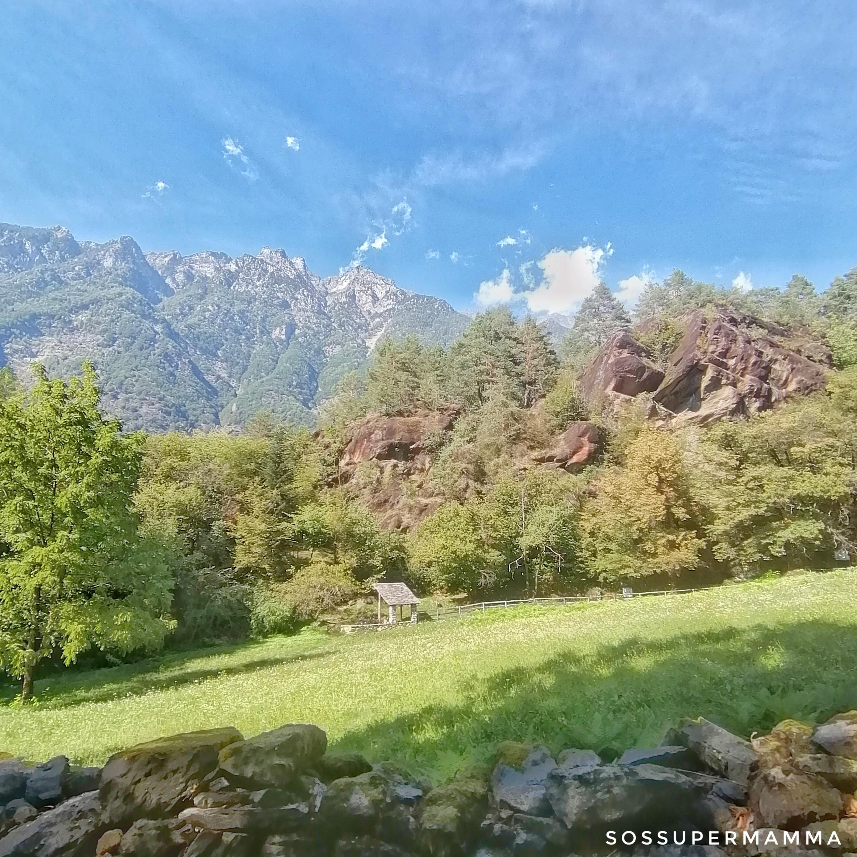 Parco delle Marmitte dei Giganti a Chiavenna