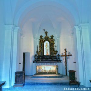 Uno degli altari