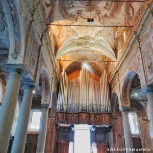 L'organo delle Chiesa