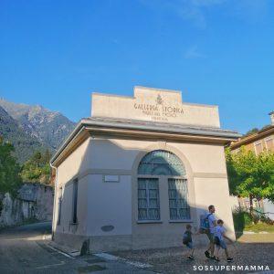Galleria dei Vigili del Fuoco di Chiavenna